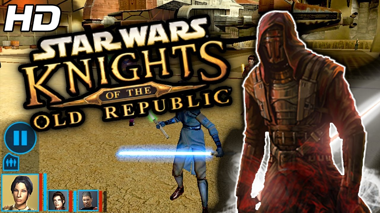 star wars knights of the old republic android apk