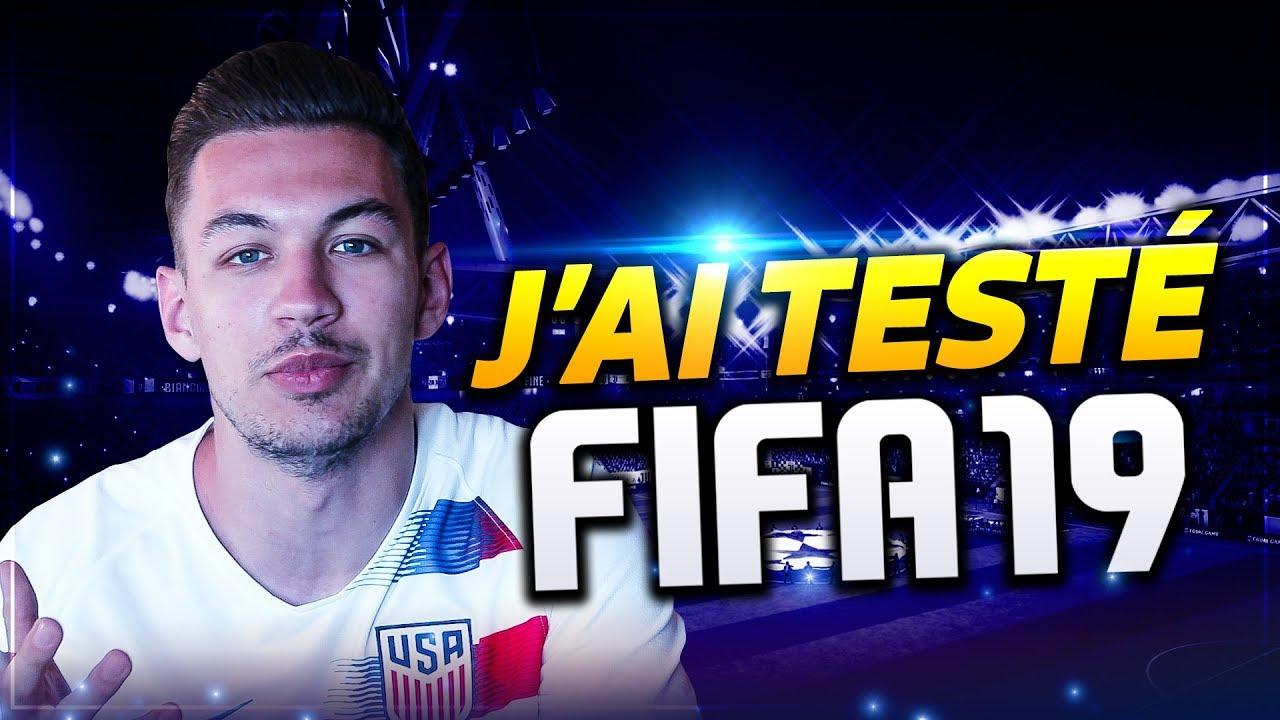 J'AI JOUÉ À FIFA 19 ! NOUVEAUTÉS ET IMPRESSIONS GAMEPLAY !