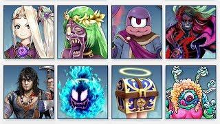 Super Smash Bros. Ultimate - All Kid Icarus Spirit Battles