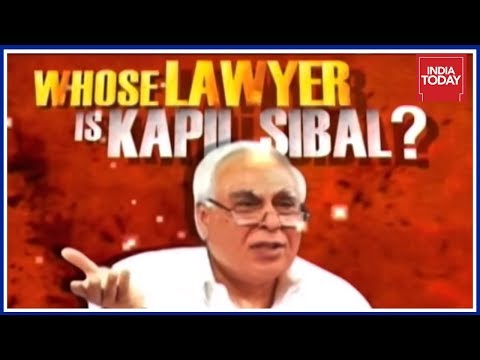 People's Court: Who Kapil Sibal Represented In The Ayodhya Case?
