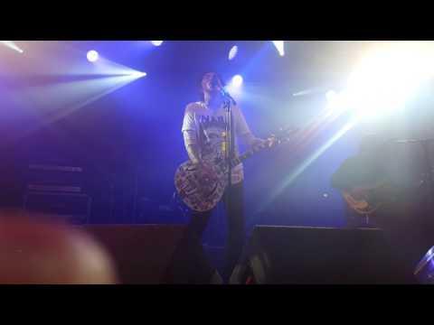 Geordie In Wonderland - Rock City 27/1/17 (The Wildhearts)