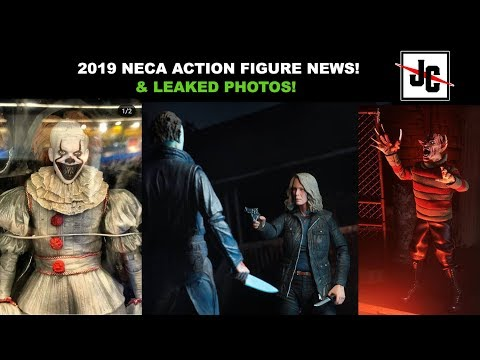 2019 NECA News! Leaked Photos and More!