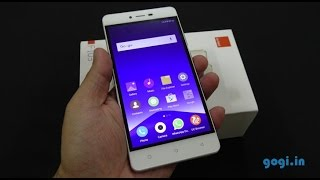 Gionee F103 full review, benchmark, unboxing, battery and more