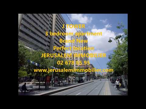 J Tower Apartment For Sale Jerusalem Immobilier 026786595