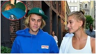 justin bieber and hailey baldwin spotted in Brooklyn, New York