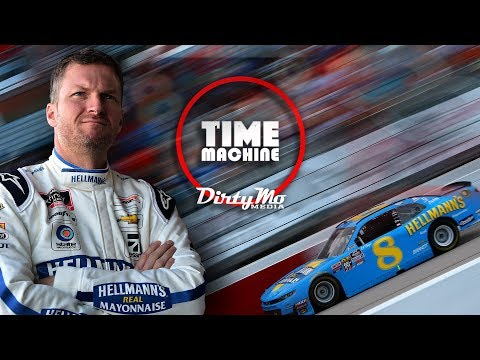 Time Machine: A Dale Earnhardt Jr. Short Film