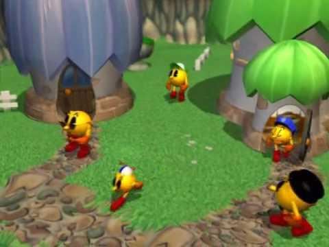 Pac-Man World 2 (PS2) Ending!