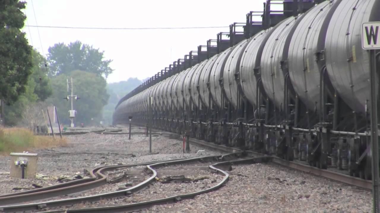 Bakken Oil Train Youtube