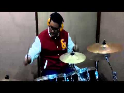 marcell tanalepy cover drum-terlatih patah hati