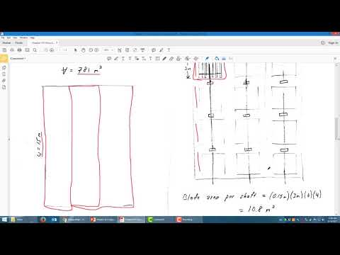 Flocculation Basin Design Example