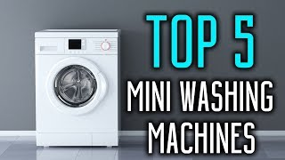 Best Portable Washing Machine in 2018 - Portable Washers Reviews