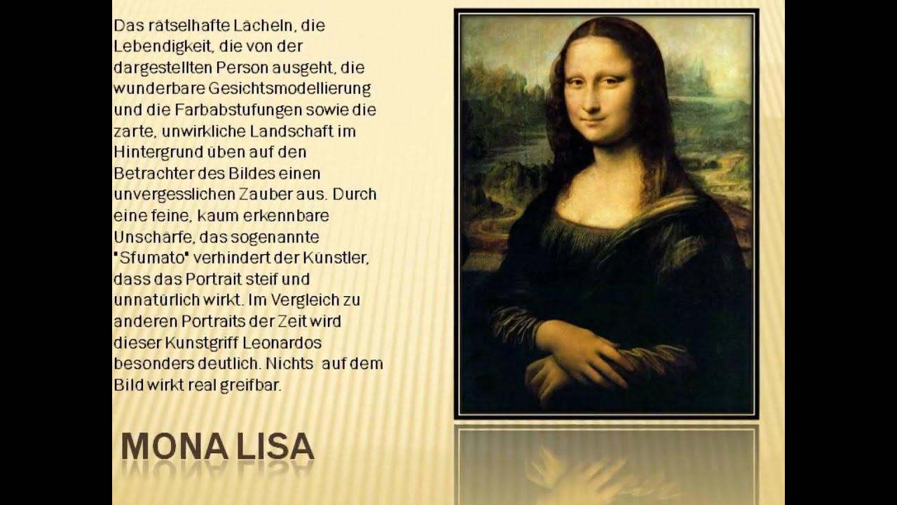 Mona Lisa Lächeln