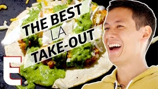 LA's Best Take Out Is In This Guy's Driveway - Dining on a Dime