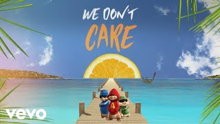 #sigala #vamps #wedontcare #nightcore Chipmunk Version | We Don't Care | Sigala | By Top Music