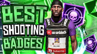 The *NEW* Best Shooting Badges For Every Build in NBA 2K20 The Best Badges To Help You Green Shots🔥