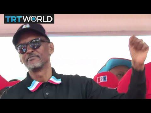 Rwanda Presidential Election: Incumbent Paul Kagame seeks third term