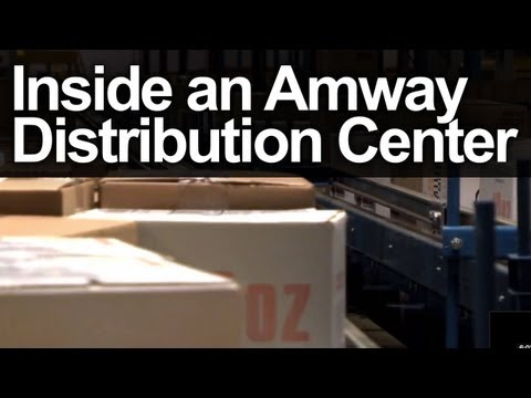 Amway's Midwest Regional Services Center - Bastian Solutions Case Study