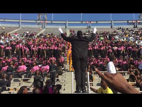 Alabama State University - Danger by Mystikal - Magic City Classic 2016