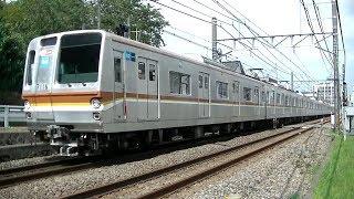 東急5050系5152F&東京メトロ7000系7116F 自由が丘-田園調布にて