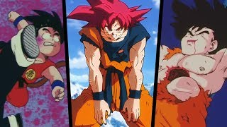 EVERYONE Goku NEVER beat in a FIGHT