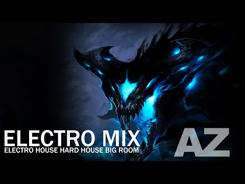 [Electronic Mix] Electro House/ Hard House/ Big Room Mix 2016