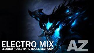 [Electronic Mix] Electro House/ Hard House/ Big Room Mix 2016