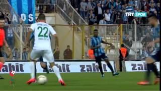 Adana Demirspor 1-1 Alanyaspor Maç Özeti