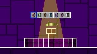 Geometry Dash Animation - Portal Gun