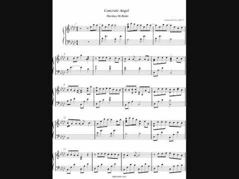 Concrete Angel - Martina McBride (Piano Cover) by Aldy Santos