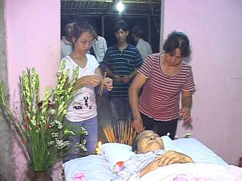 tang lễ bà ngoại