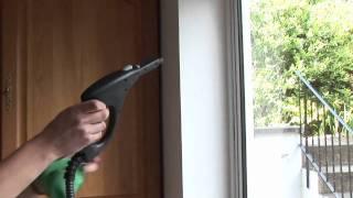 How To Steam Clean Windows