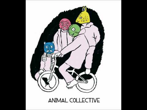 Animal Collective- My Girls (Remix) Straight Up