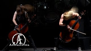 Apocalyptica - Battery (Live At Hellfest 2017)
