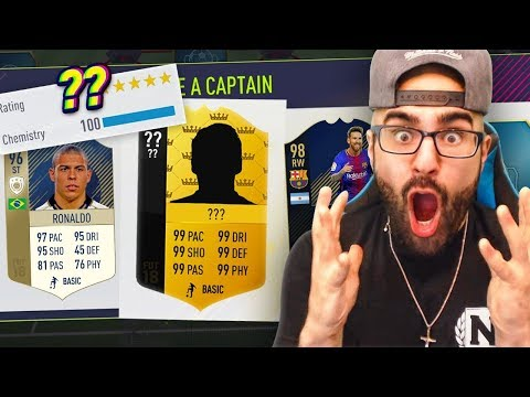 THE BEST CARD WE WILL EVER SEE! - FIFA 18 Ultimate Team Draft