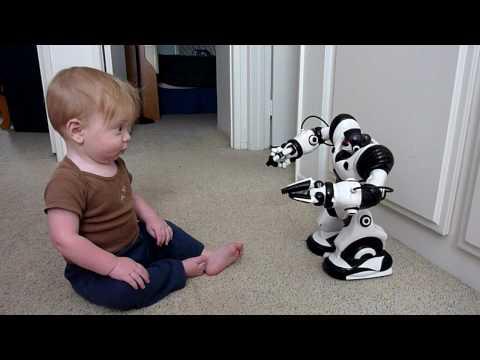 Zach vs. The Robot