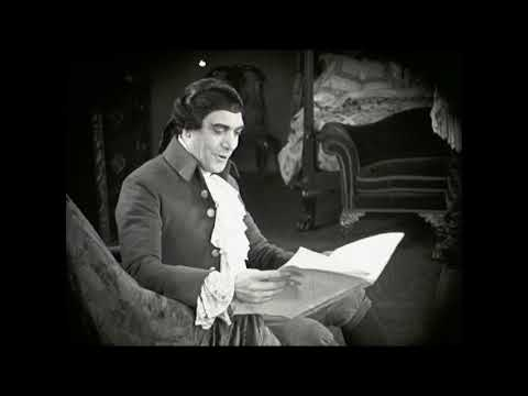 Thomas Chippendale: a 1920s silent 'biopic'