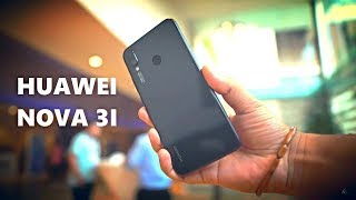 Huawei Nova 3i hands on REVIEW [CAMERA, GAMING, BENCHMARKS]