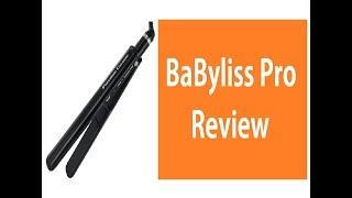 Video BaByliss Pro Porcelain Ceramic Flat Iron Review download MP3, 3GP, MP4, WEBM, AVI, FLV Juni 2018