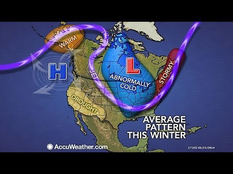 Who Will See The Coldest Winter This Year 20182019
