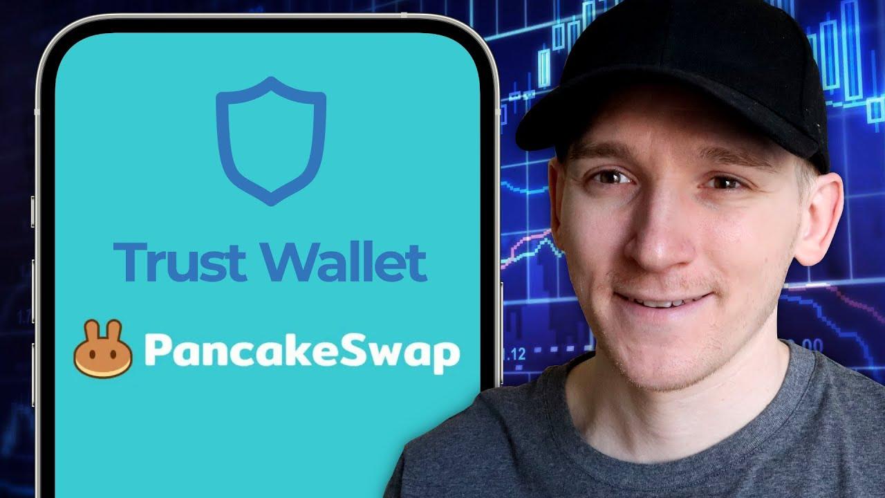 Trust Wallet PancakeSwap Tutorial (Swap, Staking Pools, Farming)