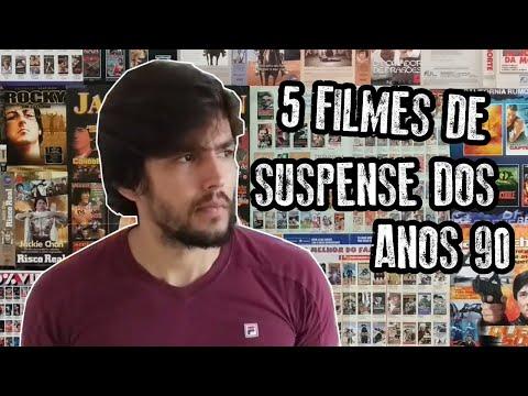 5 Filmes de SUSPENSE dos ANOS 90 de Tirar o Fôlego