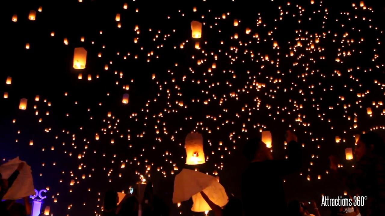 RISE Lantern Festival Tangled I See the Light in Real Life Las ... for Lantern Festival Tangled  117dqh