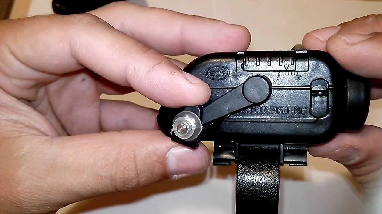 сигнализаторы поклевки электронный схема