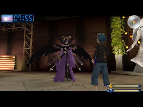 LadyDevimon mega digivolves to Lilithmon!! Great Demon ...