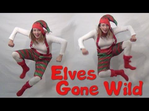 Grandpas Underwear - Christmas Song Feat. Santa's Elves