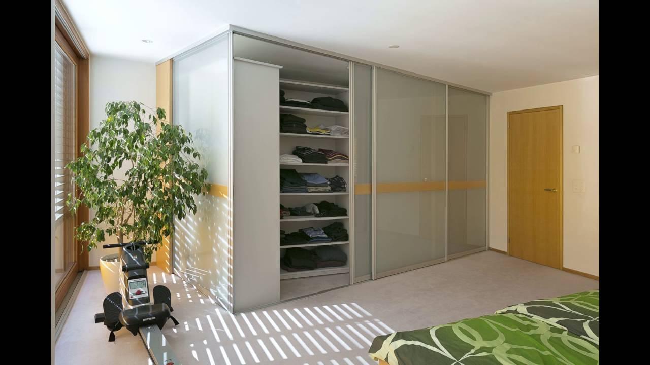 auf zu begehbare kleiderschr nke youtube. Black Bedroom Furniture Sets. Home Design Ideas