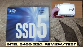 "Intel 545s 2.5"" SSD: Review/Test"