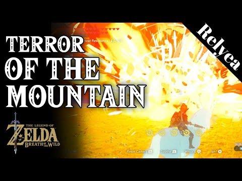 Terror of the Mountain- BotW