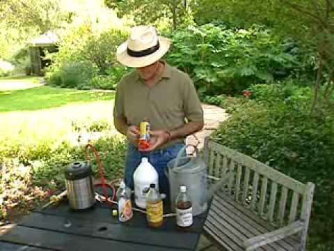 Vinegar 101 - Howard Garrett