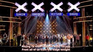 (Eng+Vietsub) Gala 10 năm đầy cảm xúc của Britain's Got Talent.